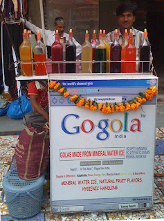 Gogola India (Golas made from Mineral Water) - Google Search