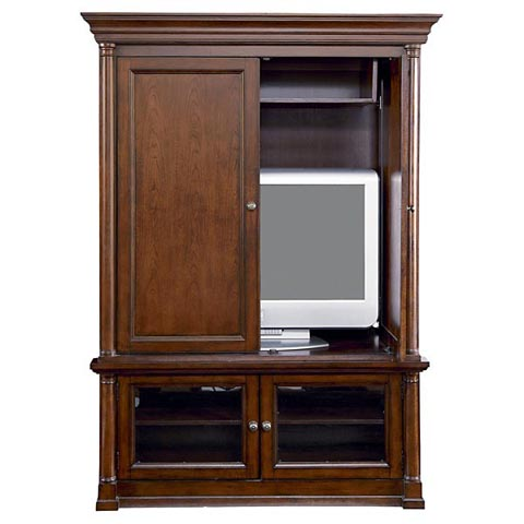 Online products and services purchasing tv armoires with for Entertainment armoire