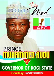 Kogi East nominates Mohammed Audu