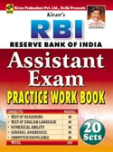 best reference books for RBI Assistant exam