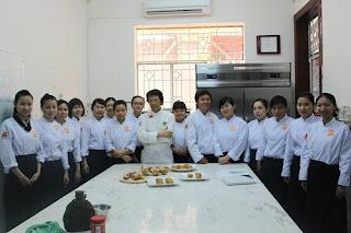 Lớp Học Làm Bánh Ở Tphcm