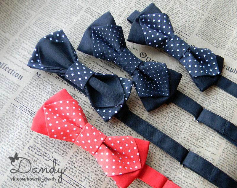 Как легко сшить галстук бабочку 78