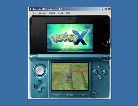 Emulateur 3DS
