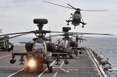 Apache AH-64E Indonesia Akan Amankan Batas Laut China Selatan