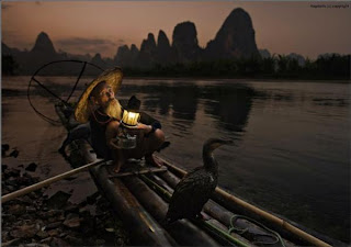 Chinese Fishing image