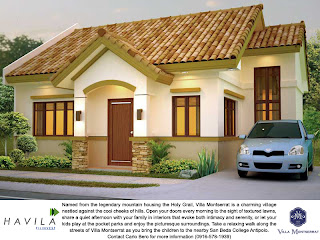 Front view of Affordable House and Lot for Sale in Taytay, Rizal, Philippines