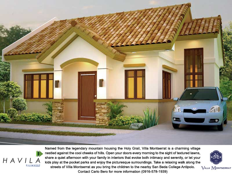 affordable homes in the philippines filinvest havila