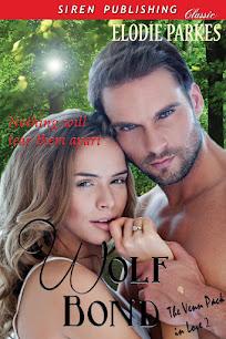Wolf Bond, The Venn Pack in Love 2. An erotic, romantic paranormal suspense