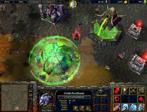 Warcraft III Reign of Chaos  Wikipedia