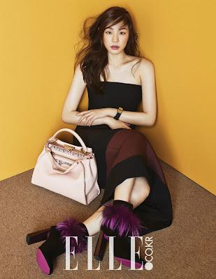 Kim Yuna Elle November 2015