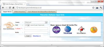 Bagaimana Cara Cek Kode Pos di Indonesia