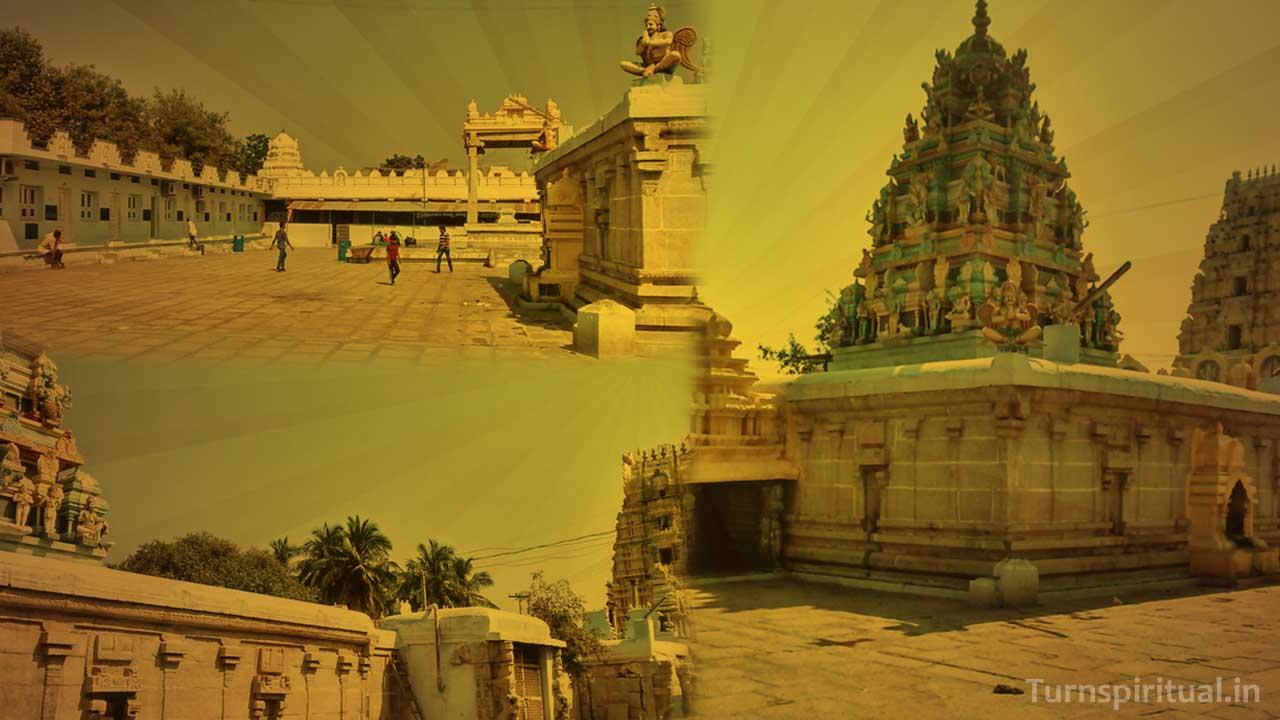 Kadiri Narasimha Swamy Temple - Turnspiritual