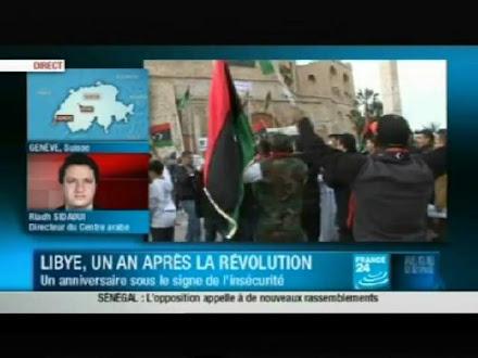 Libye, un an après la révolution: le tableau est encore noir