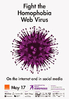 2013 IDAHO Campaign : Fight the Homophobia Web Virus