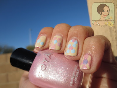 Zoya Lovely Spring 2013