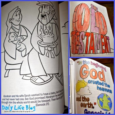 The Illustrations Are Interesting And Not Too Babyish According To AJ She Is A Big Fan Of Coloring But Actually Enjoyed This Book