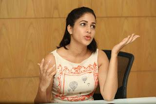 Actress Lavanya Tripathi Latest Pictures at Bale Bale Magadivoy Press Meet  252845)