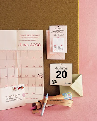 creative+save+the+date+ideas+calendars+martha+stewart+weddings Wedding Inspiration: Creative Save the Dates {Round 2}