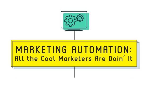 Marketing Automation: All The Cool Marketers Are Doin' It!