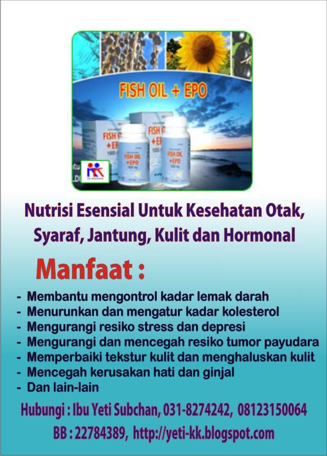 KK Indonesia Surabaya Sidoarjo Nutrisi Esensial Untuk