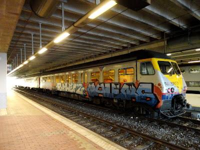 Ralers train