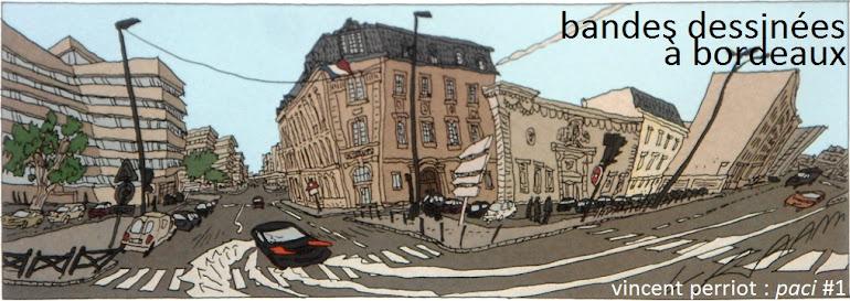 bandes dessinées à Bordeaux