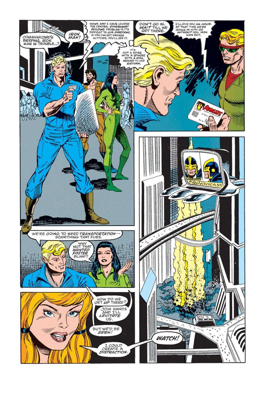 Captain America (1968) Issue #399 #338 - English 12