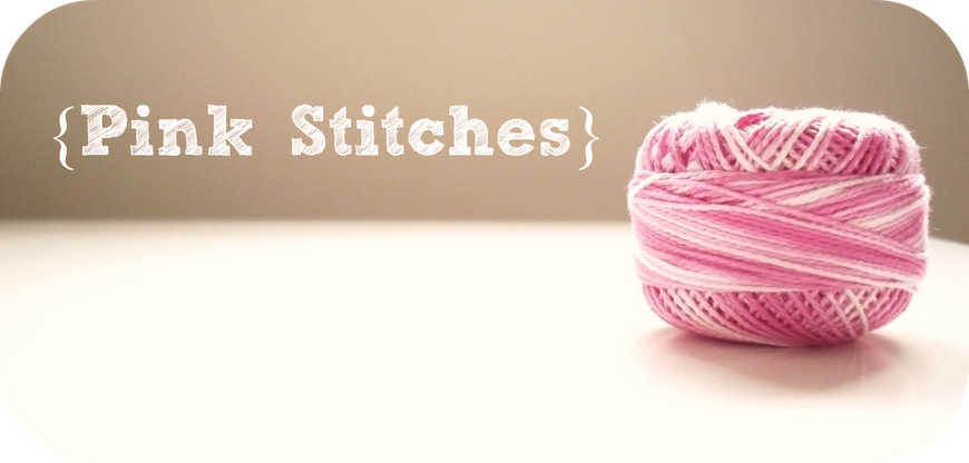 Pink Stitches