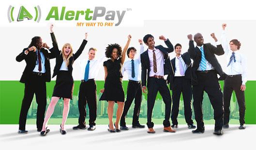 AlertPay paga você