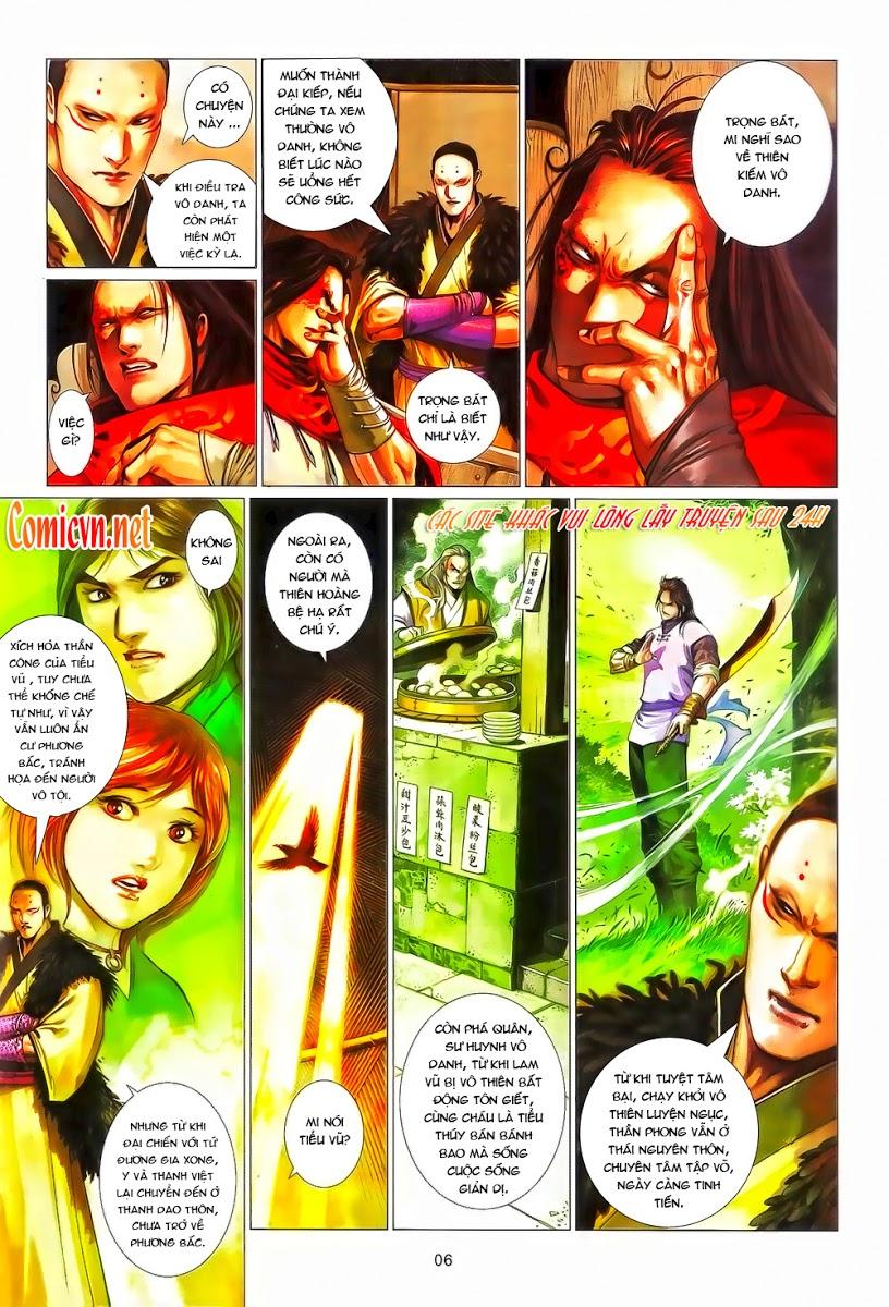 Phong Vân chap 644 Trang 7 - Mangak.info