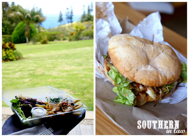Gluten Free Travel Norfolk Island - Coeliac Travel Reviews Australia