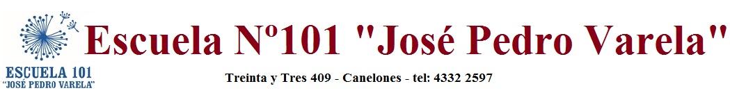 """Escuela 101 """"José P. Varela"""""""