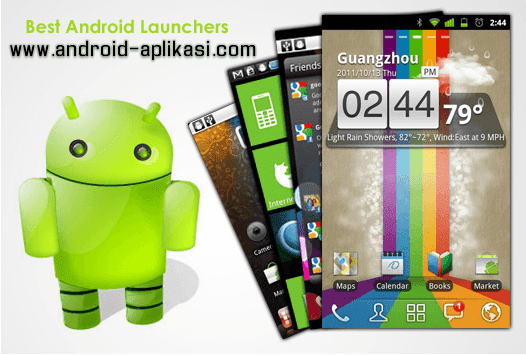 Aplikasi Launcher Android Terbaik 2014