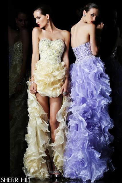Sherri Hill Prom Dresses 2013