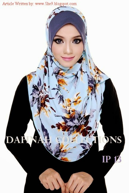 Best Color Combination of Hijabs for Girls