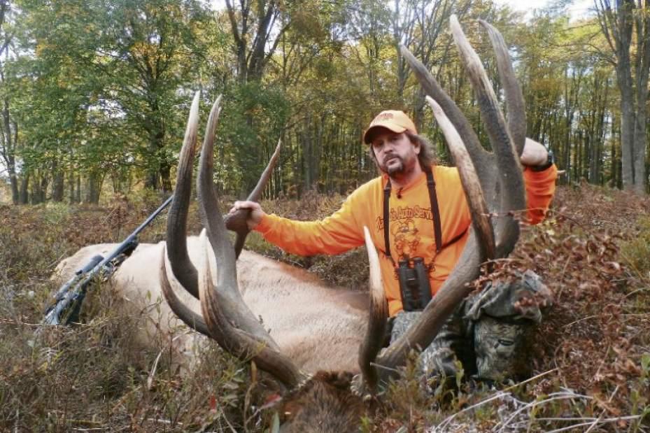 2015 elk hunt autos post for Pa lifetime fishing license