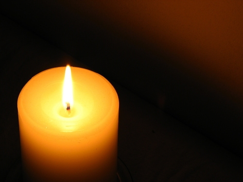 We see a lot of candles lit around christmastime we fill our homes