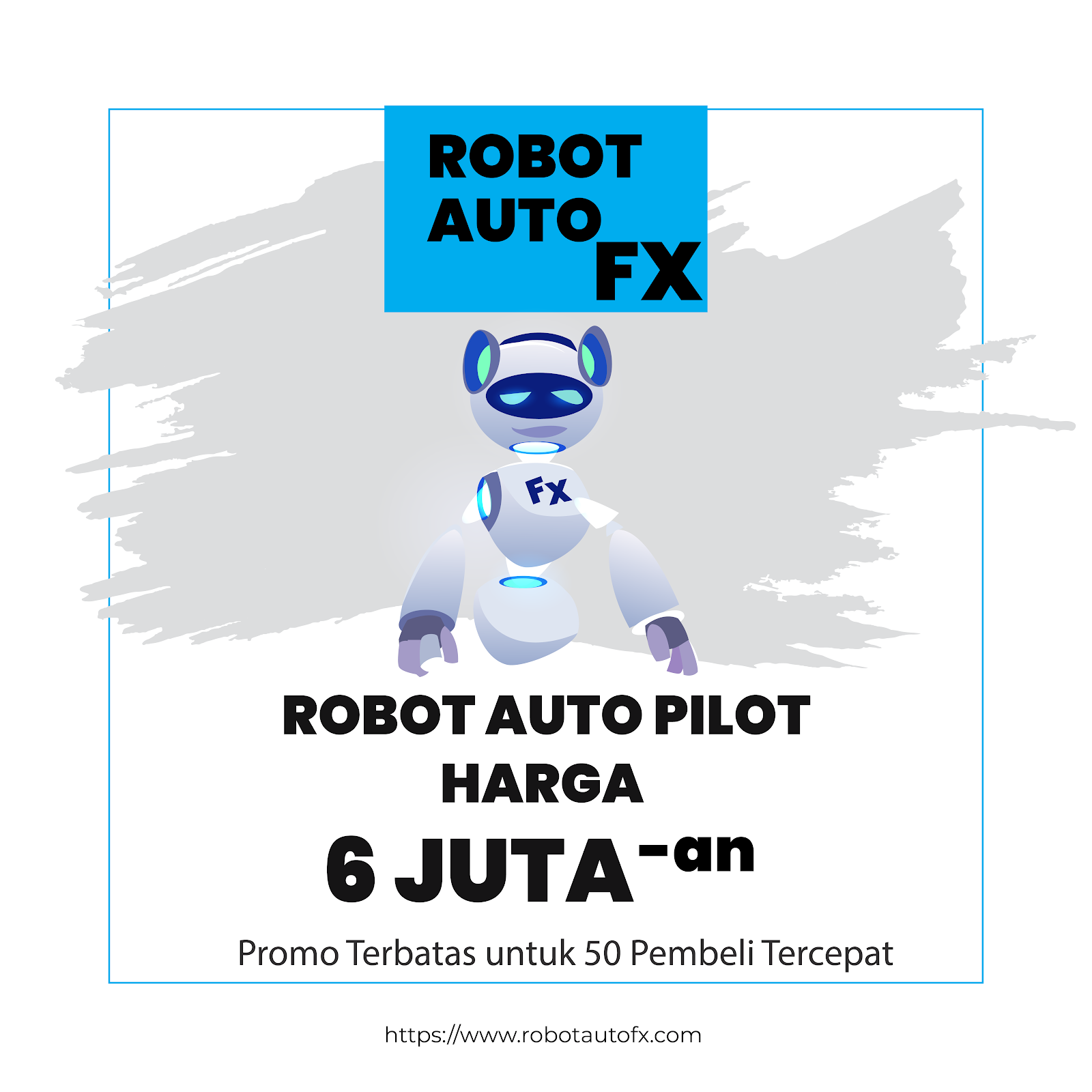 Miliki Profit 30% - 100% Dengan Software Robot Tradig