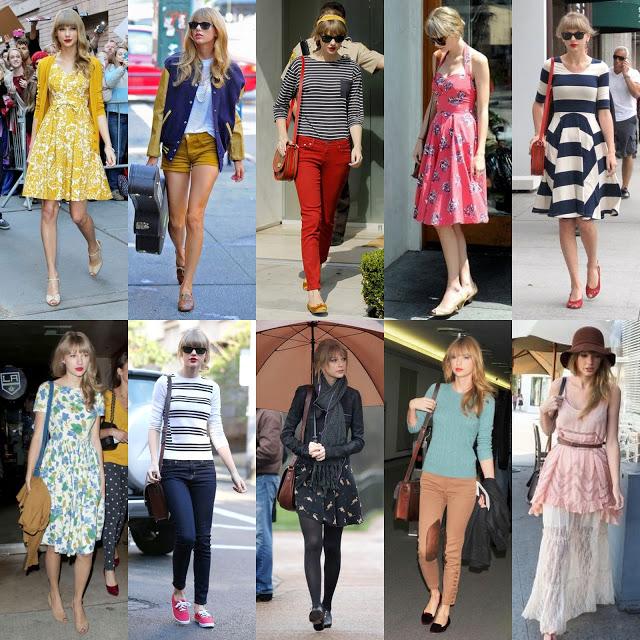 Taylor Swift Style 2013 Fashion Style