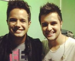 Dupla sertaneja Lucas e Felipe