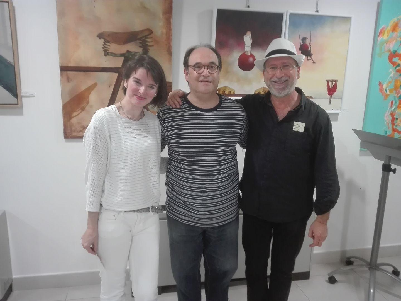 Amb Marta Forment i Jana