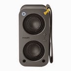 Buy Philips SB5200K/10 Brix Wireless Portable Speaker (Black) for Rs. 2494 at Cromaretail: Buytoearn