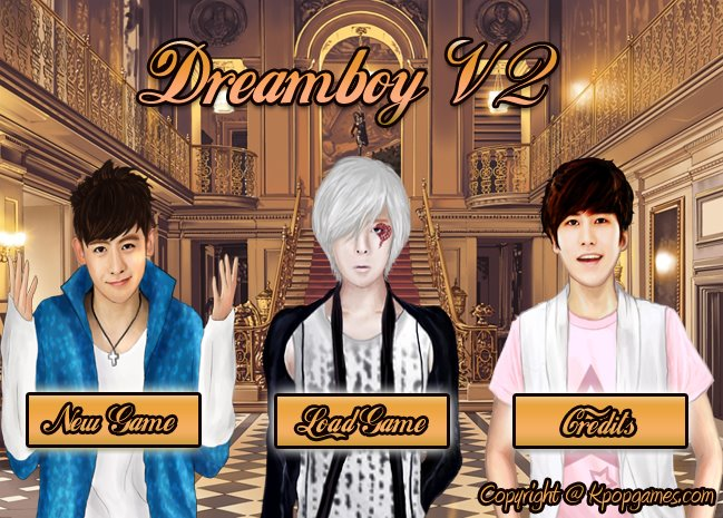 kpop dating game online Check out this kpop dating sim game nichkhun, g dragon, kim hyun joong and kyuhyun are in it you can talk, date and marry them top is in the game too, he appears when gd is your boyfriend.