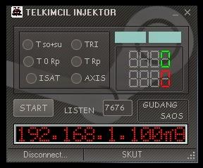 Inject Telkomsel Indosat Tri Axis Telkimcil 20 Juli 2014