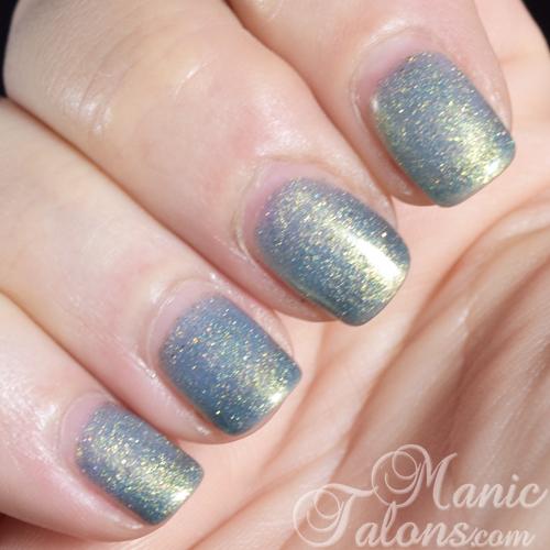 Gloss & Glitter 17 Day Wear Test