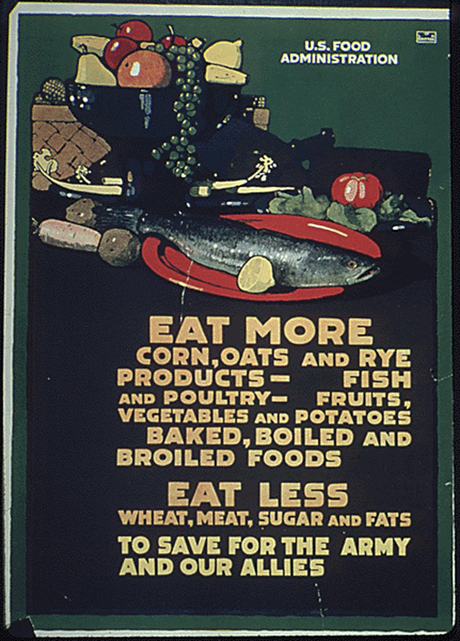 La economía de guerra durante la Primera Guerra Mundial: La importancia de la retaguardia.