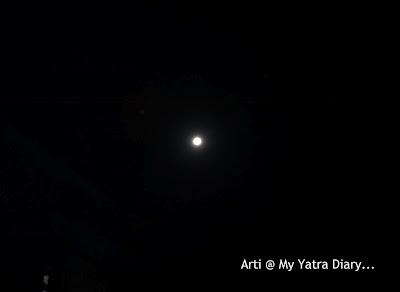 Phalgun Purnima full Moon - Chotti Holi