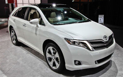 2013 Toyota Venza Release Date & Prices