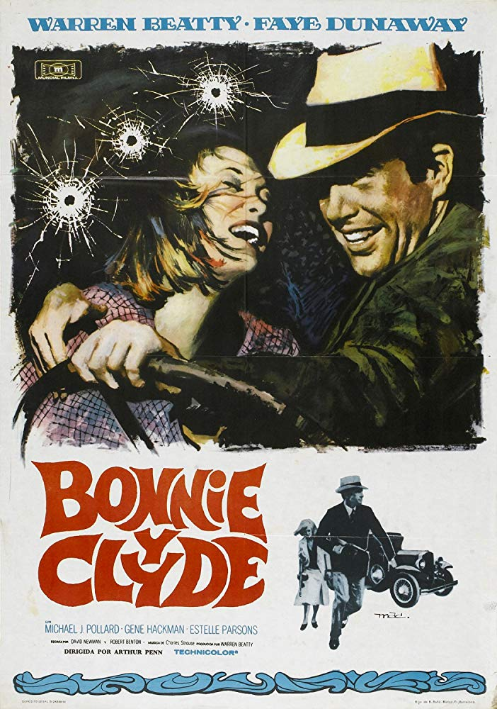 Bonnie and Clyde 1967 Dual BRRip 1080 Ligero Zippy