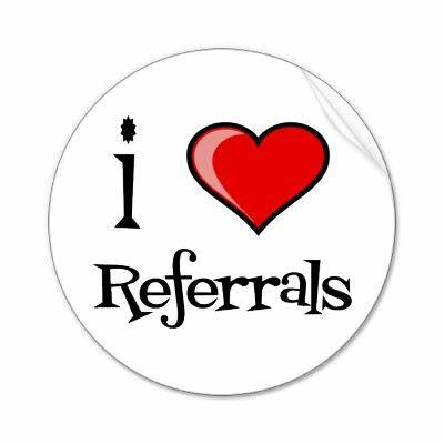 Referrals!